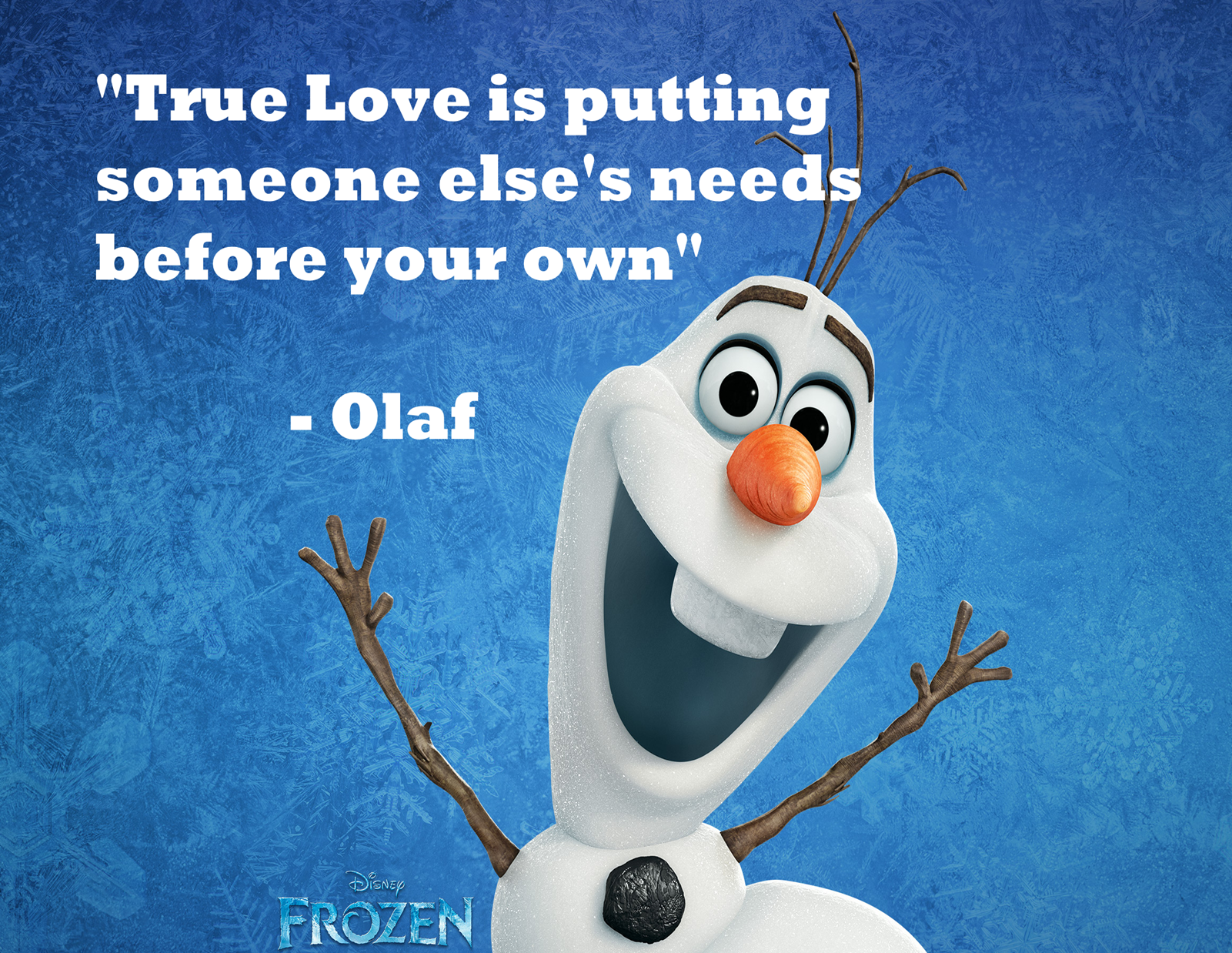 True Freedom – Lessons from Frozen